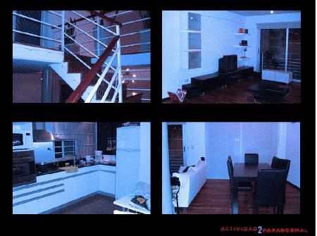 Acción Digital de Promoción de Paranormal Activity 2