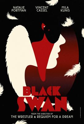 Afiche Internacional Black Swan
