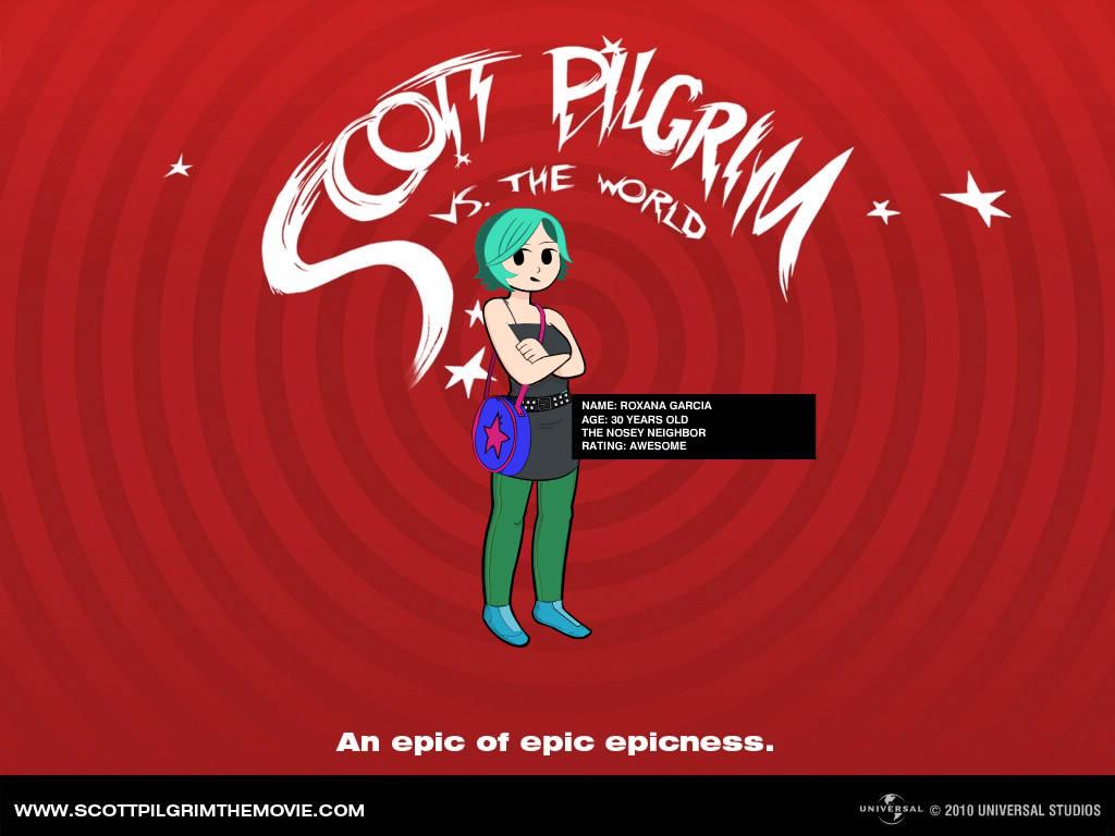 Avatar de Roxana (Scott Pilgrim)