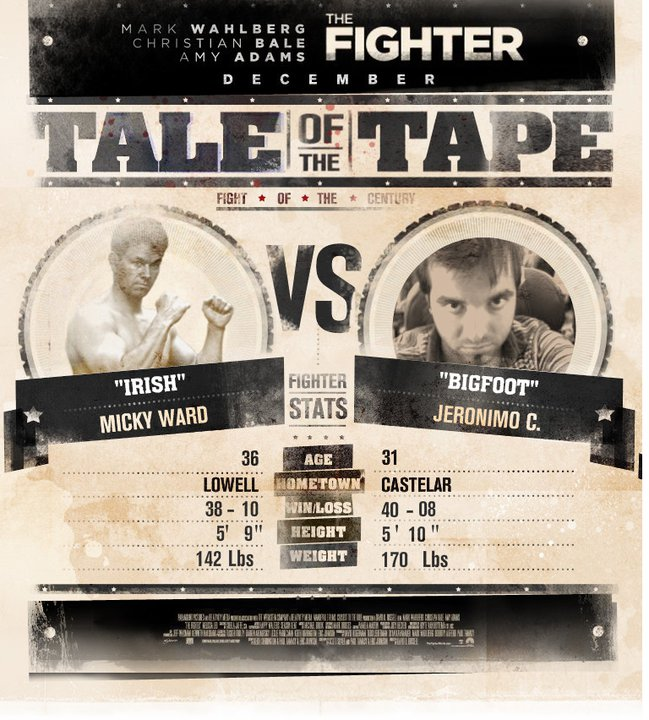 the fighter poster - app facebook