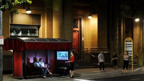 Cine en las calles