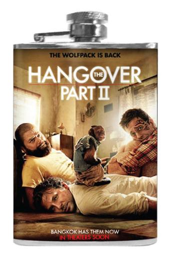 """Petaca """"The Hangover II"""""""