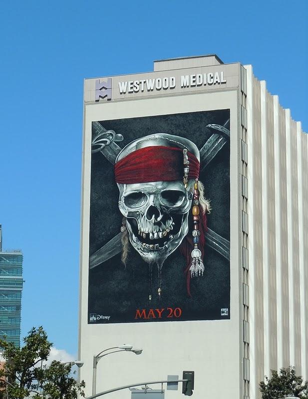Pirates Caribbean 4 Movie Marketing