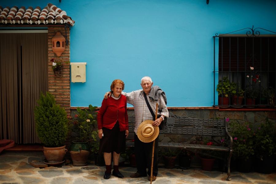 El Primer Pueblo Pitufo en España