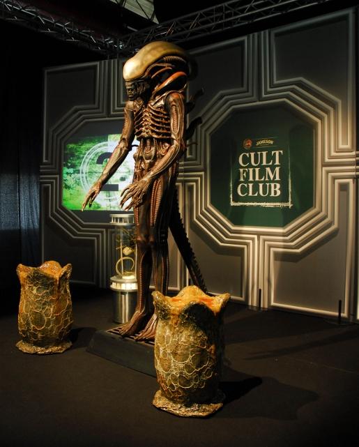 Jameson y el Cult Film Club
