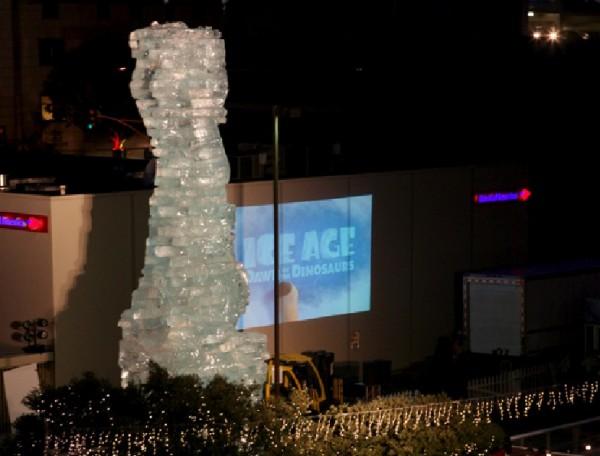 Estatua de Hielo: Ice Age: Scrat