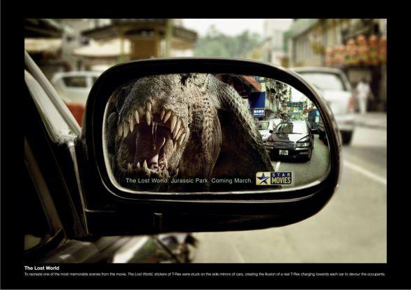 StarMovies: Jurassic Park
