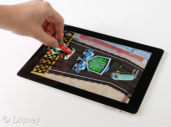 AppMates. Cars 2 en iPad