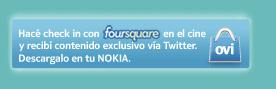 Foursquare. aviso en el sitio web: Mi Primera Boda