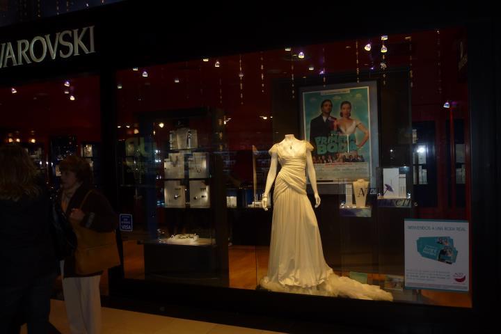 mi primera boda_ vestido de Natalia Oreiro