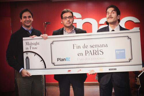 """""""Midnight in Paris"""", evento retro para lanzamiento de DVD en España"""