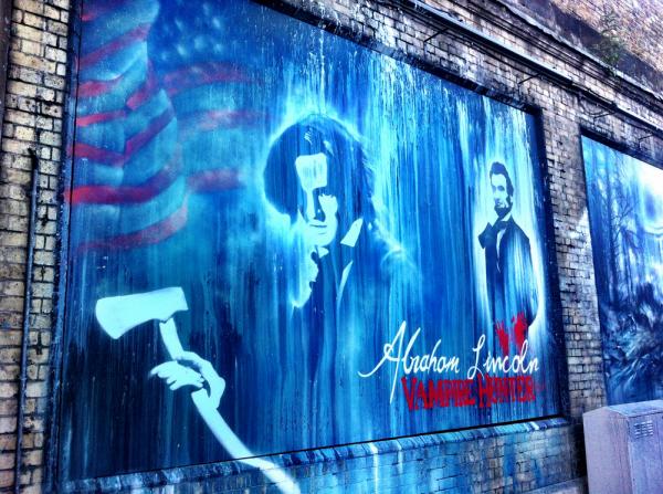 Mural Ganador del Fresh Blood Hunt