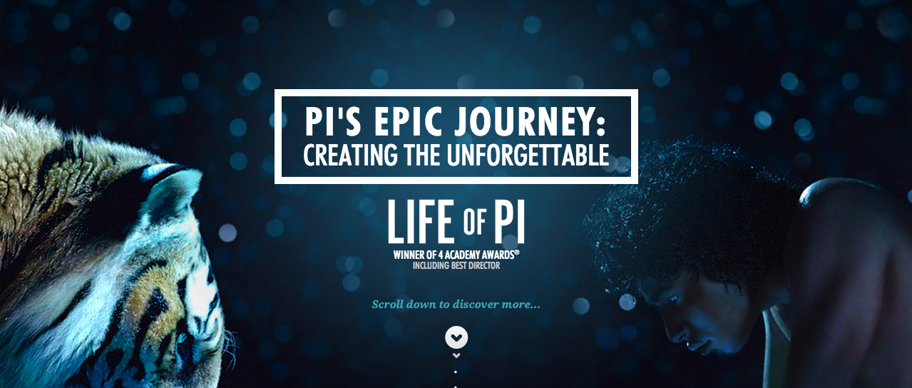 life of pi sitio